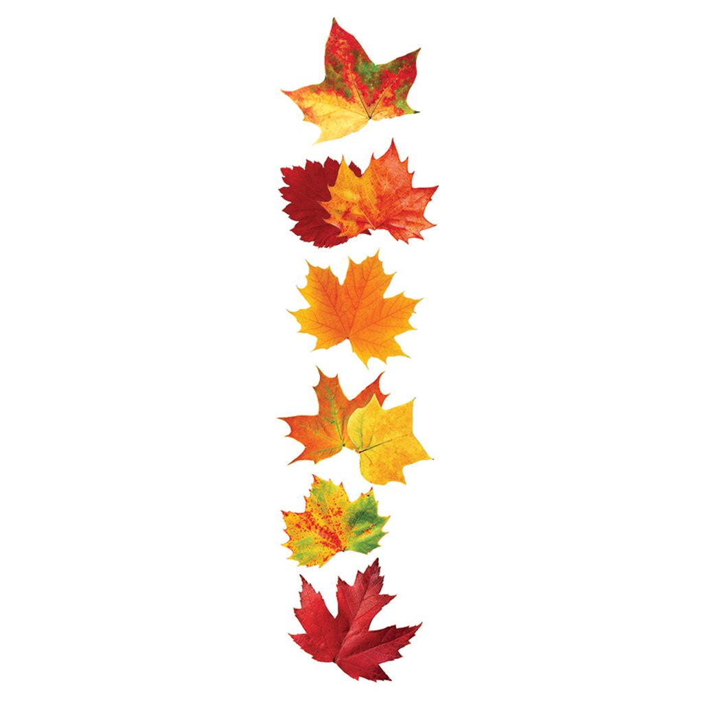 Paper House 174 3d Stickers Autumn Leaves