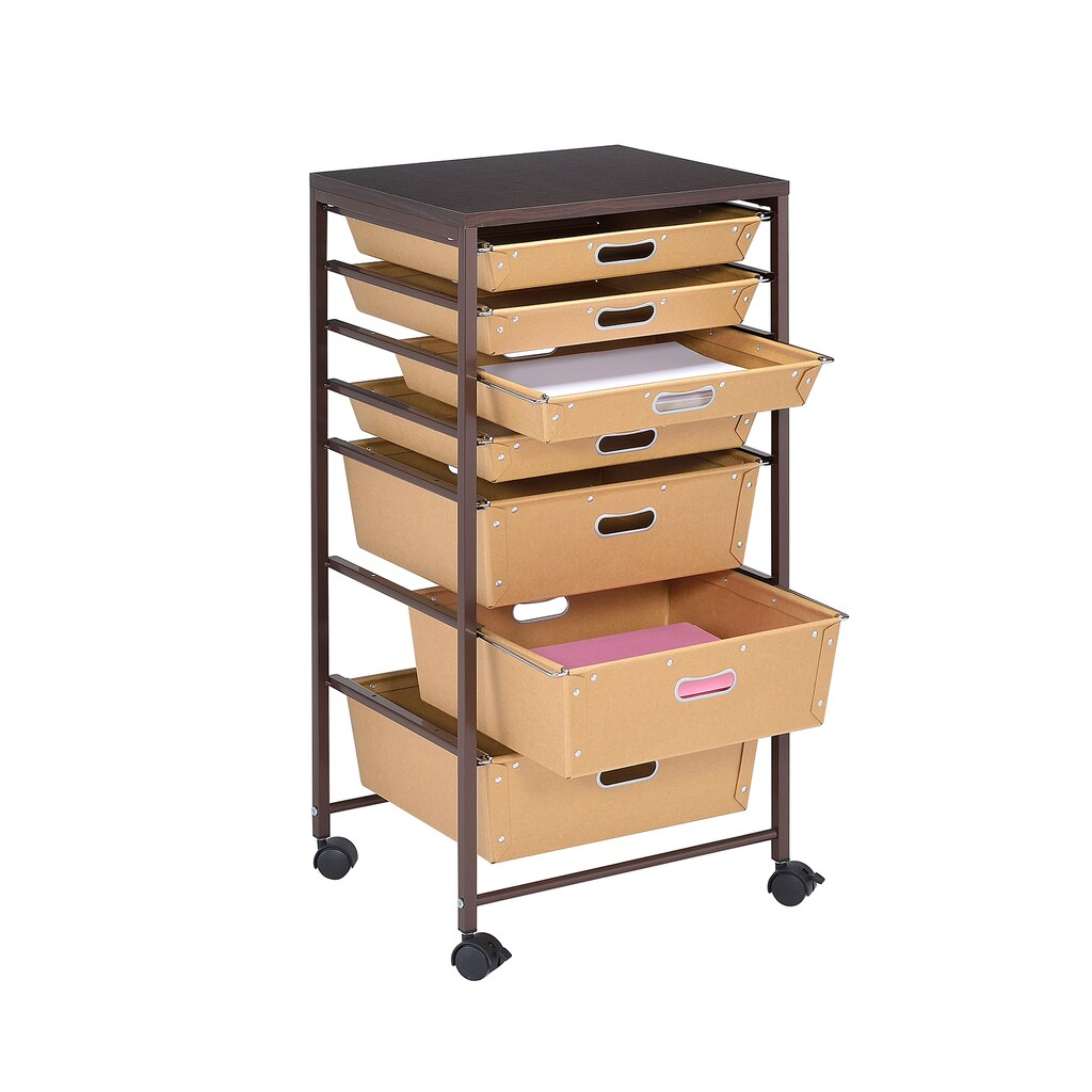 Paper Drawer Rolling Cart by Recollections™