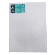 "Art Alternatives Self-Healing Cutting Mat, Clear 18"" x 24"""