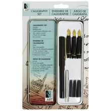Art Alternatives Calligraphy Art Tin Set