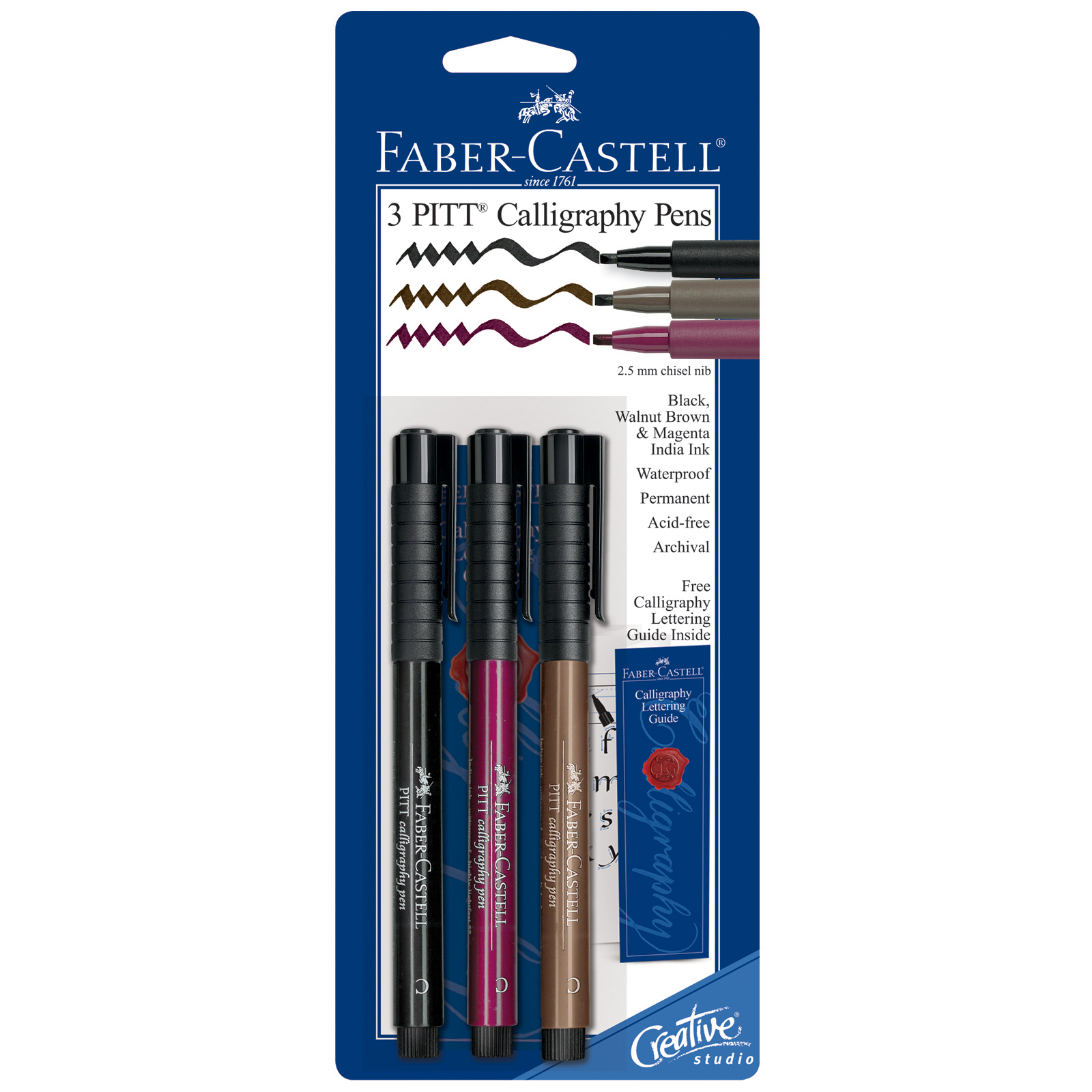Calligraphy pens sets