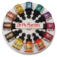 Dr. Ph. Martin's Bombay India Ink Set, 1 oz, Set #2