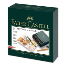 Faber-Castell PITT Artist Brush Pen Gift Set