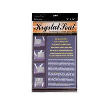 "Krystal Seal Self Sealing Bags, 9"" x 12"""