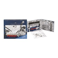 Faber-Castell Creative Studio Getting Started Manga Complete Drawing Kit