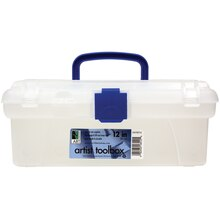 Art Alternatives Artist Tool Boxes, 12""