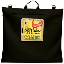 Art Alternatives Artist's Essential On-the-Go Portfolio & Tote Board Combo