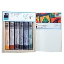 R&F Pigment Sticks, Translucent Color Set