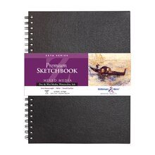 "Stillman & Birn® Zeta Series Premium Wirebound Sketchbook, 9"" x 12"""