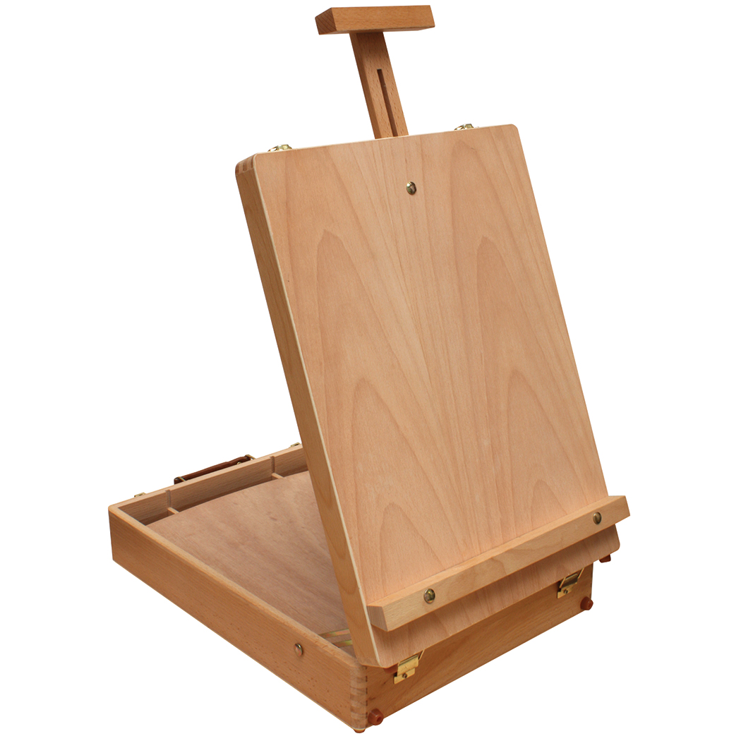 Art Alternatives Merced Table Sketch Box Easel