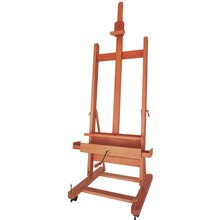 Mabef Small Master Studio Easel with Crank
