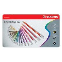 Stabilo CarbOthello Pastel Pencil Set, 36 Colors