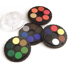 Koh-I-Noor Watercolor Wheel Stack Pack