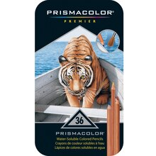 Prismacolor Watercolor Pencil 36 Color Set