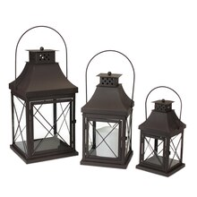 Simple Lantern (Set of 3)