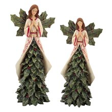 Holly Angels (Set of 2)