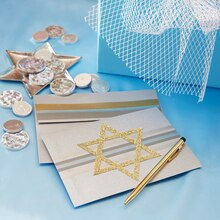Star of David Card, medium