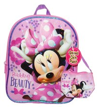 Minnie Mouse Backpack & Coin Purse