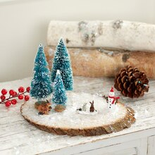Merry Miniatures Woodland Scene, medium