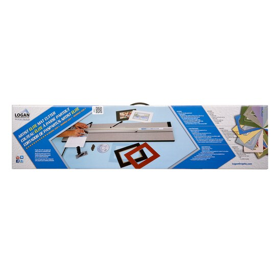 Logan 174 Board Mounted Mat Cutters Artist Elite