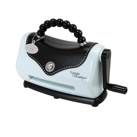 embossing machine sizzix