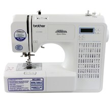 Brother CE7070PRW Project Runway Computerized Sewing Machine