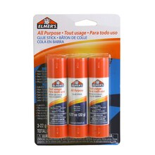 Elmer's All-Purpose Glue Sticks, 22 g
