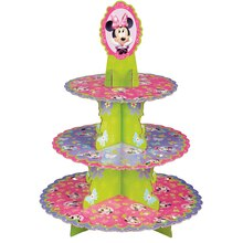 Wilton Disney Mickey Mouse Clubhouse Treat Stand, Minnie