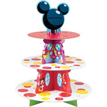 Wilton Disney Mickey Mouse Clubhouse Treat Stand, Mickey