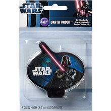 Wilton Darth Vader Star Wars Candle