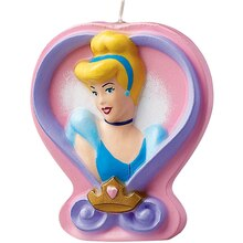 Wilton Disney Princess Cinderella Candle