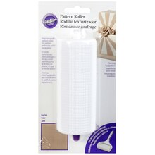 Wilton Burlap Pattern Roller, Package