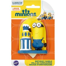 Wilton Minions Birthday Candle, Package