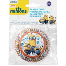 Wilton Minions Baking Cups, Package
