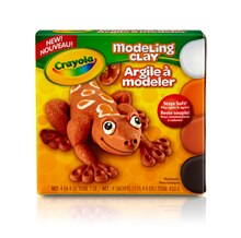 Crayola Modeling Clay, Secondary Colors