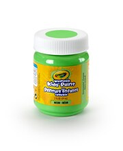 Crayola Washable Kids' Paint, Neon Screamin' Green
