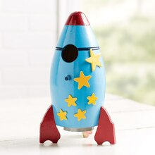 Testors® Rocket Ship Birdhouse, medium