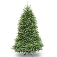 6.5 Ft. Northern Dunhill Fir Full Artificial Christmas Tree, Unlit