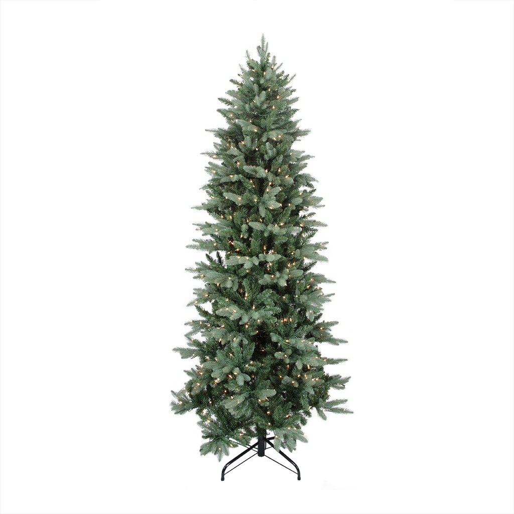 9 Ft Pre Lit Washington Frasier Fir Slim Artificial