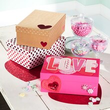 Valentine's Day Boxes, medium