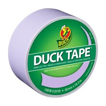 Color Duck Tape Brand Duct Tape, Lilac