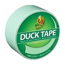 Color Duck Tape Brand Duct Tape, Sage
