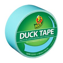 Color Duck Tape Brand Duct Tape, Icy Blue