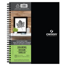 Canson Artist Series Wire Bound Drawing Pad