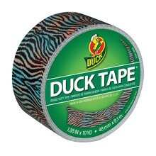 Duck Tape, Tiger Stripes