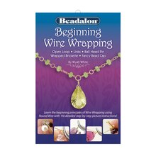 Beadalon Beginning Wire Wrapping Book