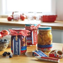 Embellished Mason Jar Baked Treats, medium