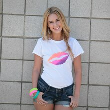 Read My Lips T-Shirt, medium