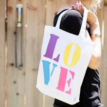 Love Tote, medium