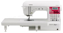 Brother PC660LA Laura Ashley Limited Edition Sewing & Quilting Machine